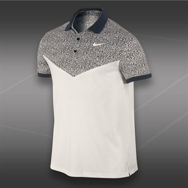 Nike Dri Fit Touch Polo-Ivory