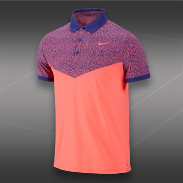 Nike Dri Fit Touch Polo-Hyper Punch