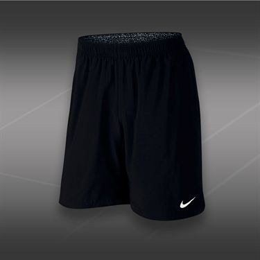 Nike Glad 2-In-1 9 inch Printed Short-Black
