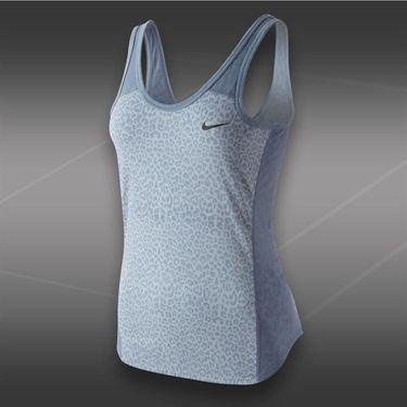 Nike Graphic Burnout Tank-Magnet Grey