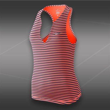 Nike Stripe Pure Tank-Bright Mango