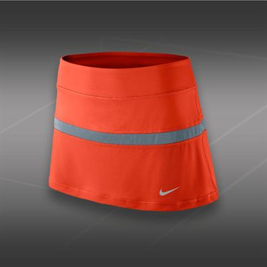 Nike Court Skirt-Team Orange