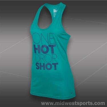 Nike Hot Shot Tank-Turbo Green