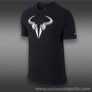 Nike Rafa Icon Tee-Black