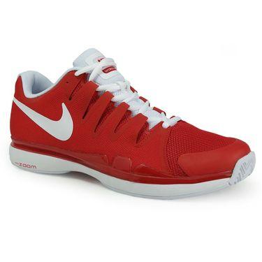 Nike Zoom Vapor 9.5 Tour Mens Tennis Shoe - University Red/White