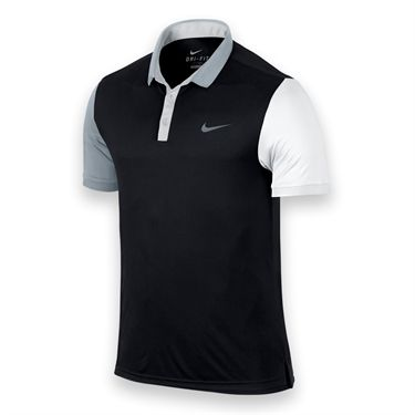 Nike Advantage Polo-Black