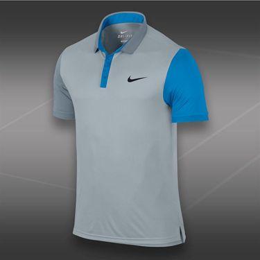 Nike Advantage Polo-Light Magnet Grey