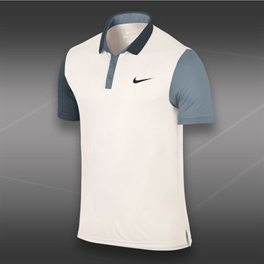 Nike Advantage Polo-Ivory