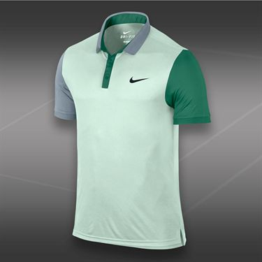 Nike Advantage Polo-Medium Mint