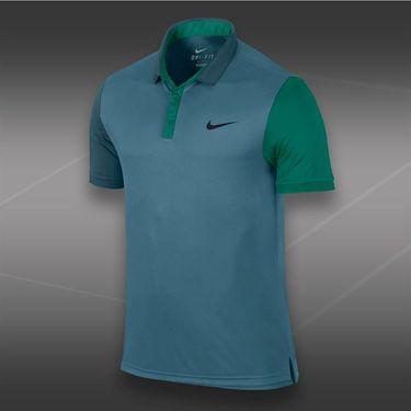 Nike Advantage Polo-Rift Blue