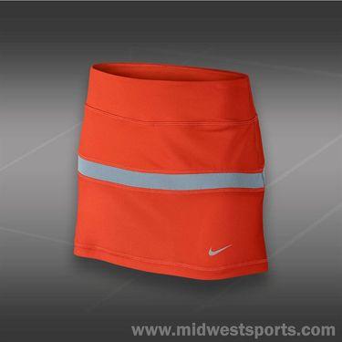 Nike Girls Victory Power Skirt-Team Orange