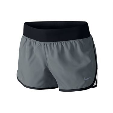 Nike Girls Tempo Rival Short-Cool Grey