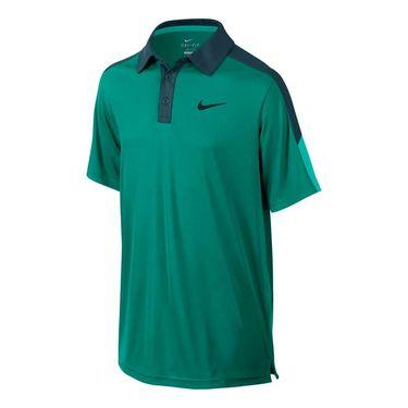Nike Boys Power Polo - Rio Teal