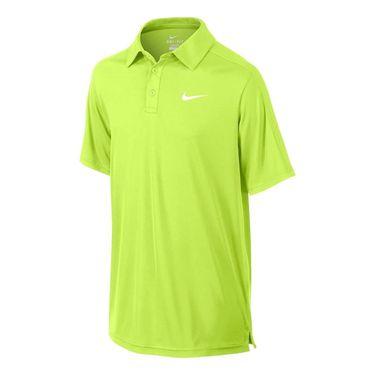 Nike Boys Court Polo-Volt