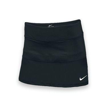 Nike Team Court Skirt - Black