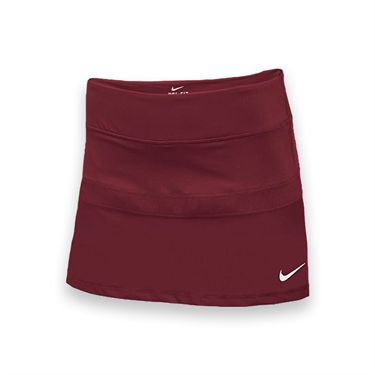 Nike Team Court Skirt - Cardinal
