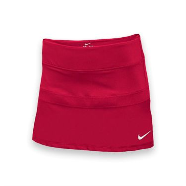 Nike Team Court Skirt - Scarlet