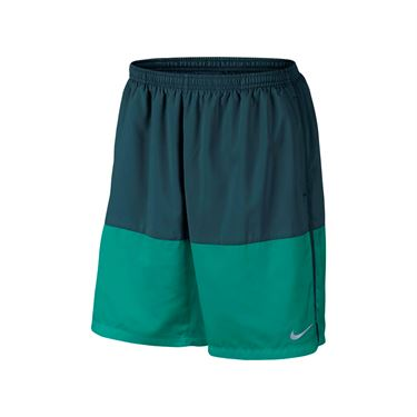 Nike Flex Running Short - Midnight Turquoise/Rio Teal