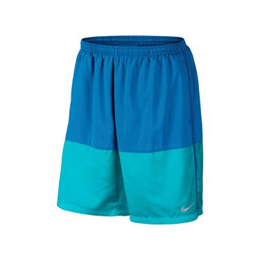 Nike 9 Inch Distance Short -Lite Photo Blue