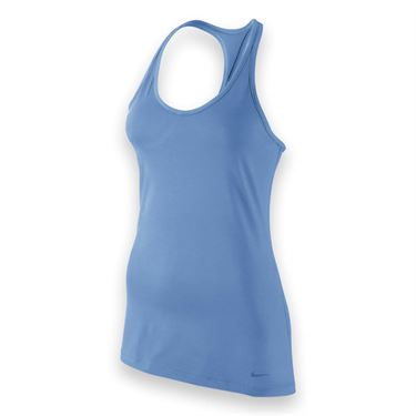 Nike Get Fit Tank - Chalk Blue
