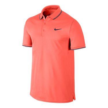 Nike Court Polo - Bright Mango/Purple Dynasty
