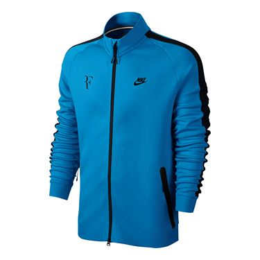 Nike RF Jacket - Light Photo Blue/Black