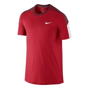 Nike Court Team Tennis Crew - University Red