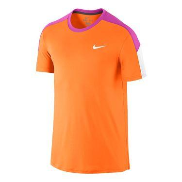 Nike Team Court Crew - Bright Citrus