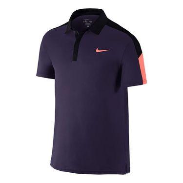 Nike Team Court Polo - Purple Dynasty