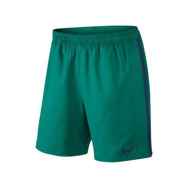 Nike Court 7 Inch Short - Rio Teal/Midnight Navy