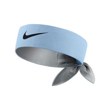 Nike Court Tennis Headband - Hydrogen Blue/Black