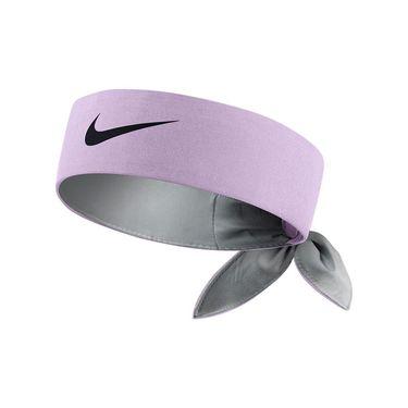 Nike Court Tennis Headband - Violet Mist/Black
