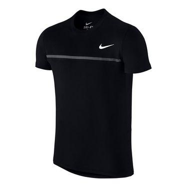 Nike Challenger Crew - Black/Dark Grey
