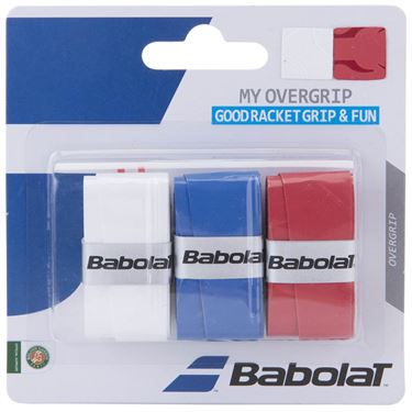 Babolat My Grip OverGrip (3 pack)