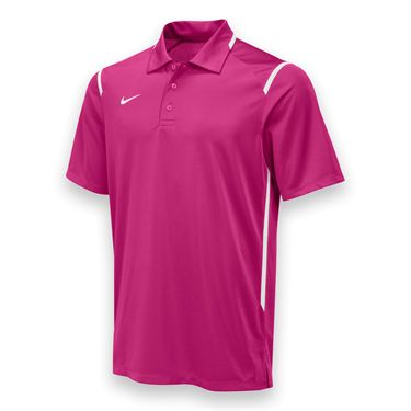 Nike Game Day Polo - Vivid Pink