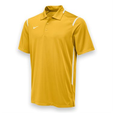 Nike Game Day Polo - Bright Gold