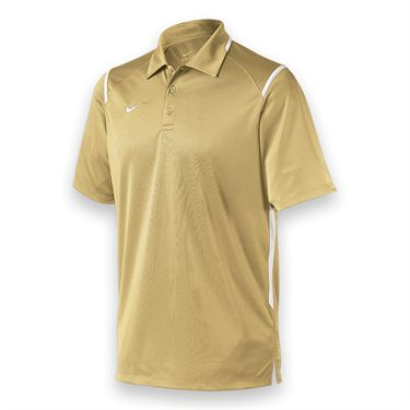 Nike Game Day Polo - Vegas Gold
