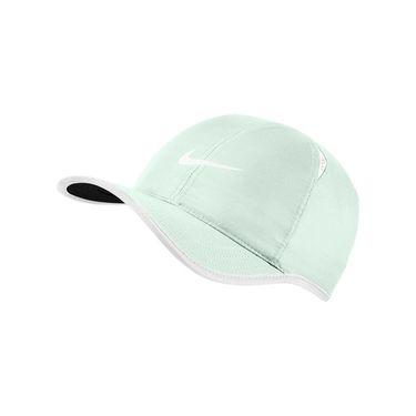 Nike Mens Featherlight Tennis Hat - Green/White