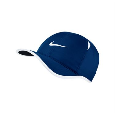 Nike Feather Light Hat - Blue Jay