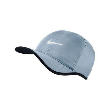 Nike Feather Light Hat - Blue Grey/Black