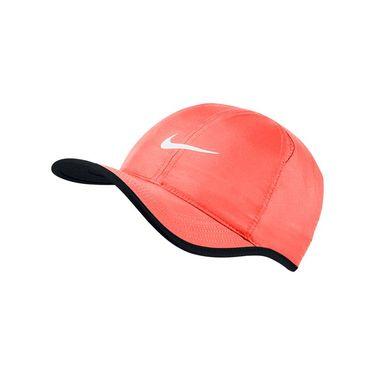 Nike Feather Light Hat - Bright Mango