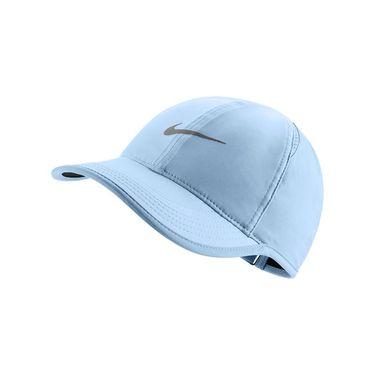 Nike Womens Featherlight Tennis Hat - Hydrogen Blue