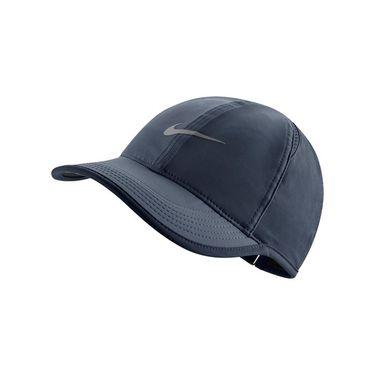 Nike Womens Featherlight Tennis Hat - Thunder Blue