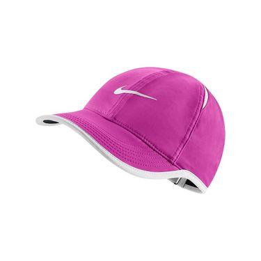 Nike Womens Featherlight Hat - Fire Pink