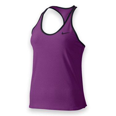 Nike Slam Breathe Tank - Purple Dusk/Black