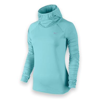 Nike Element Cowl Neck Top - Copa