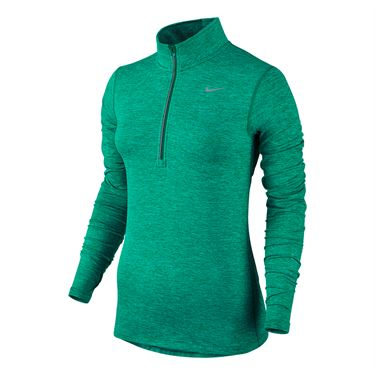 Nike Dry Element Running Top - Teal Charge