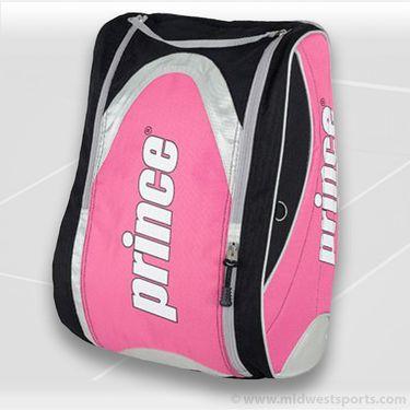 Prince Racq Pack Pink Tennis Backpack