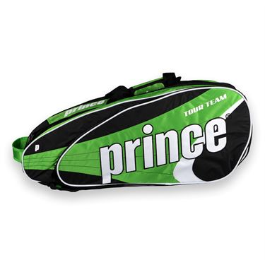 Prince Tour Team Green 9 Pack Tennis Bag