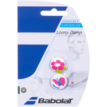 Babolat Loony Girl Assorted Damp (2 Pack)